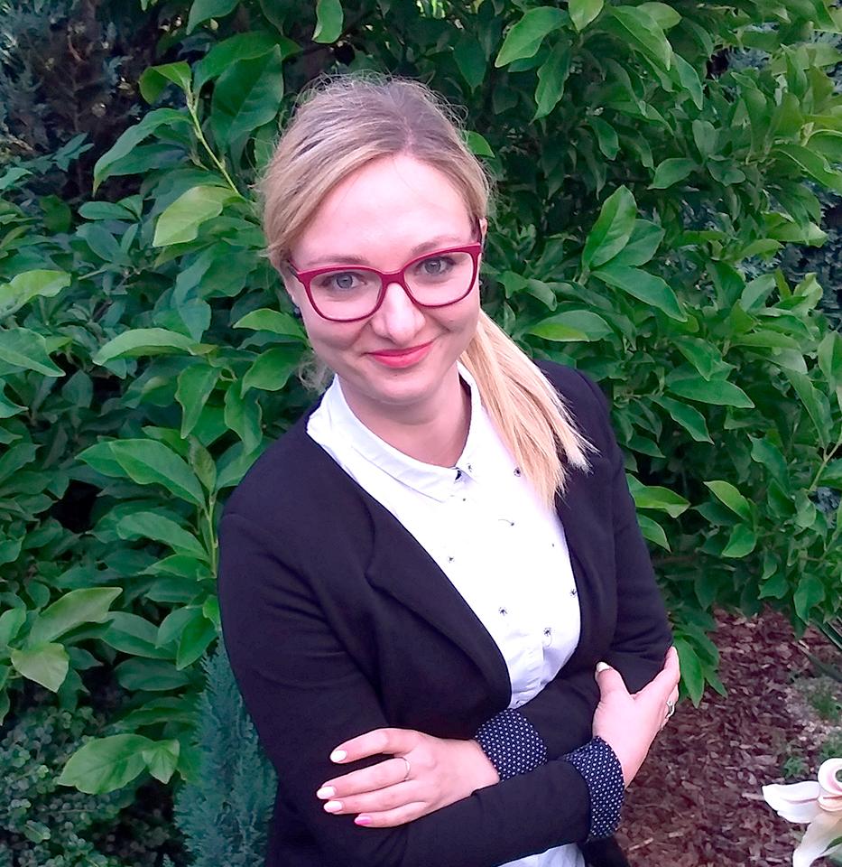 Julita Porowska- psycholog/psychoterapeuta Smolec